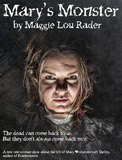 Mary's Monster by Maggie Lou Rader