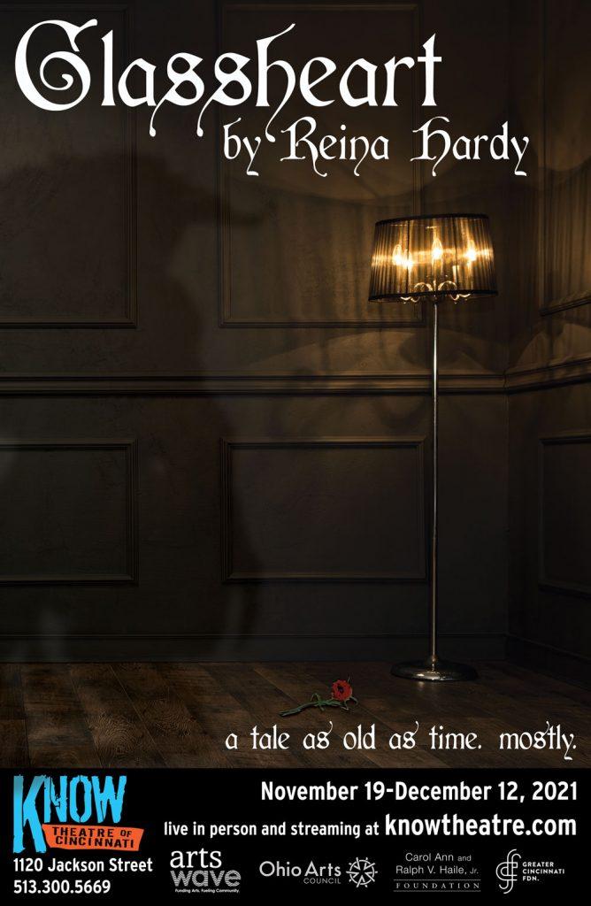 Glassheart by Reina Hardy.