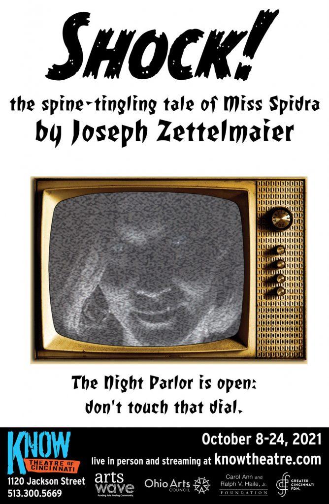 Shock by Joseph Zettelmaier