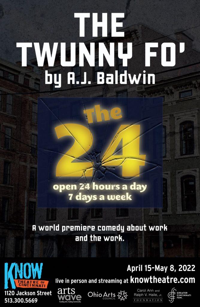 The Twunny Fo' by A.J. Baldwin